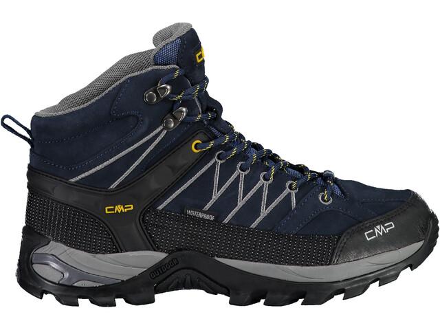 CMP Campagnolo Rigel Mid WP Trekking Shoes Herren black blue/graffite